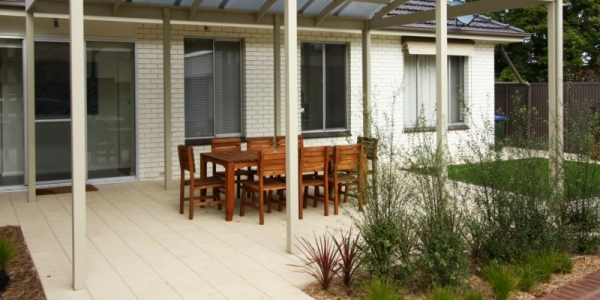 Why your alfresco and landscaping design should go hand-in-hand