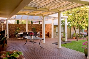 The perks of a perth pergola